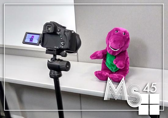 [MS@45] Collection Oddities: Microsoft ActiMates Barney