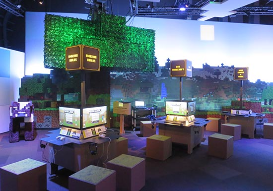 Q&A with MoPOP Senior Curator Brooks Peck on Minecraft
