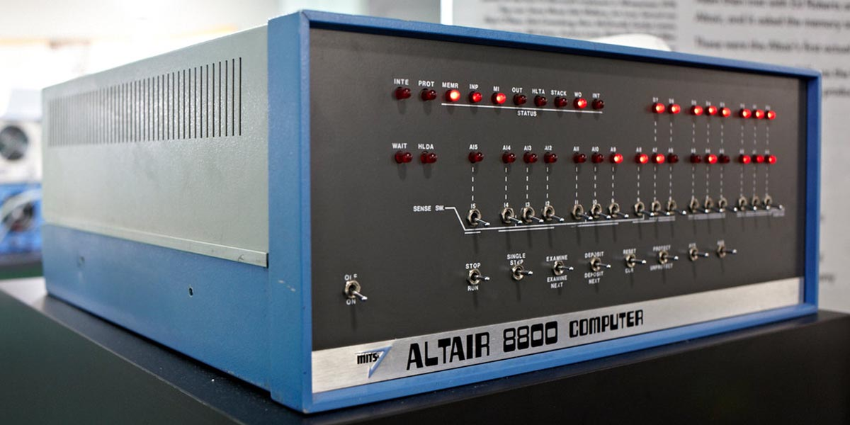 Lcm L Mits Altair 8800
